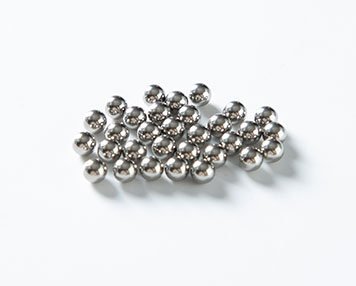 Stainless steel ball tumbling media