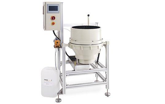 CF series Zero gap centrifugal dsic mahcine