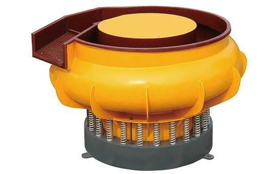 2. VBS(A) series vibratory deburring machine