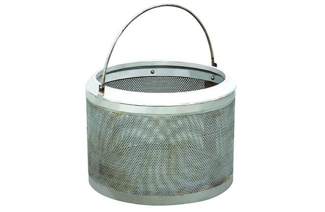 centrifugal spin dryer basket