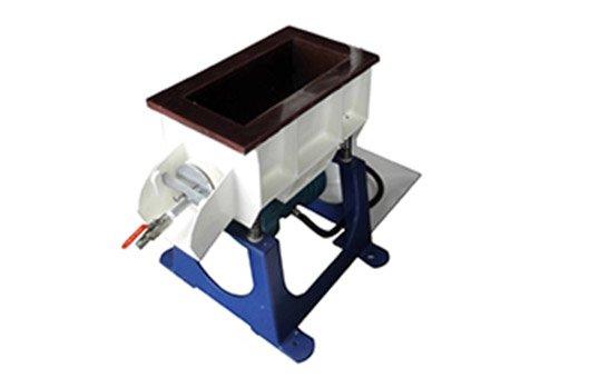 Desktop 15 liter linear tub vibrator