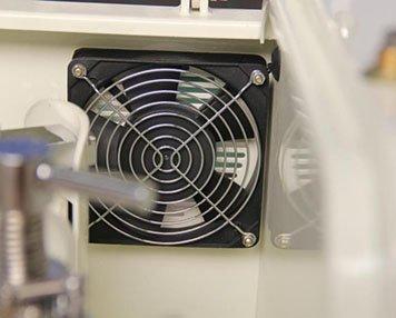Heating dissipation fan
