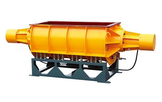 5. TVB(A) tub vibratory finishing machine