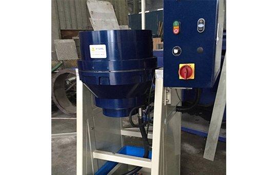 CF20 Zero Gap centrifugal disc finishing machine (wet/dry) deburring machine