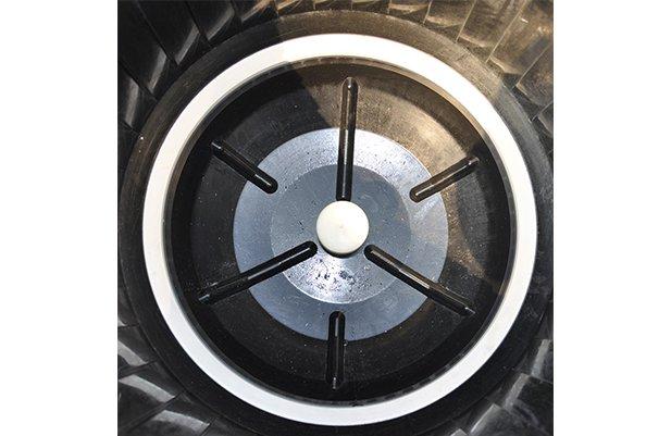 CF50 Zero Gap centrifugal disc finishing machine polishing machine