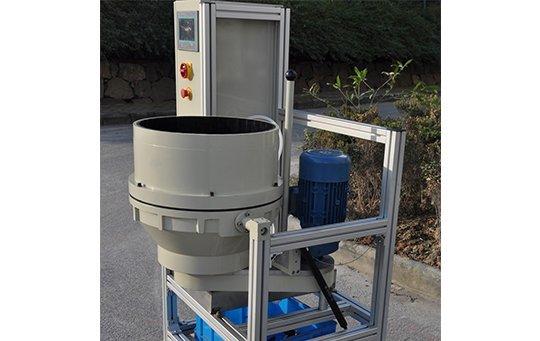 CF50 Zero Gap centrifugal disc finishing machine polishing machine buffing machine