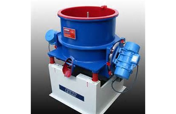 Car Wheel vibratory polishing machine buffing machine