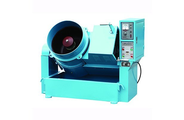 LDG120 Centrifugal disc finishing machine deburring machine polishing machine buffing machine