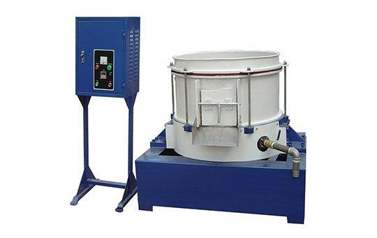 LDG230 Centrifugal disc finishing machine