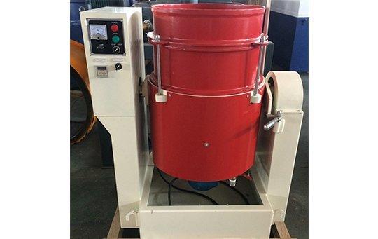 LDG50 Centrifugal disc finishing machine