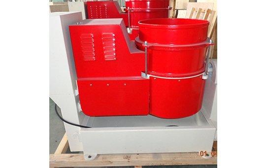 LDG50A Centrifugal disc finishing machine