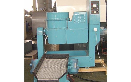 LDG80B Centrifugal disc finishing machine