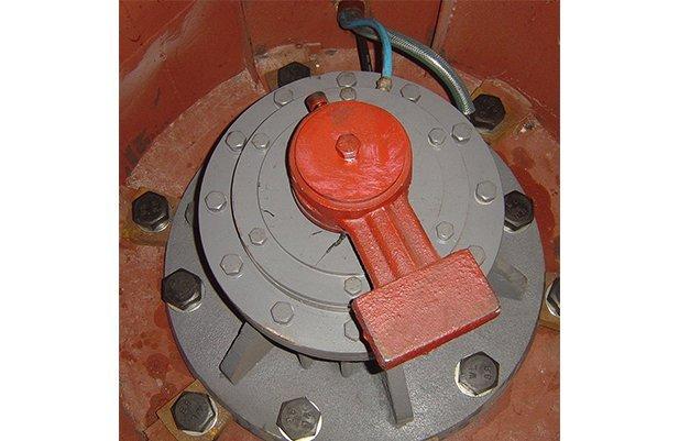 LZG(A)600 curved bowl with separating unit vibratory finishing machine