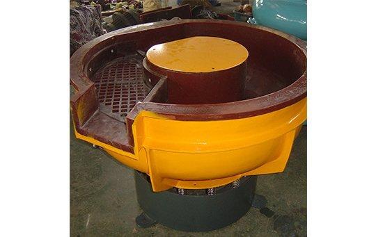 LZG(B)150 U shape bowl with separating unit vibratory machine
