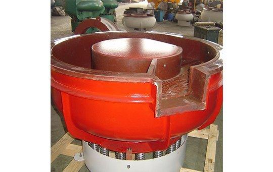 LZG(B)300 U shape bowl with separating unit vibratory machine