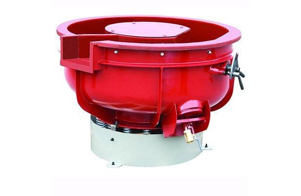 LZG(B)600 U shape bowl with separating unit vibratory machine deburring machine buffing machine