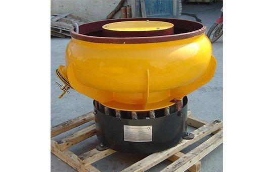 PZG(A)200 vibratory finishing machine with Straight wall bowl