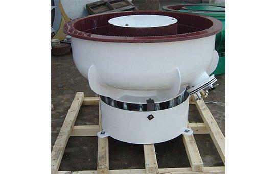 PZG(B)200 vibratory finishing machine with Straight wall bowl