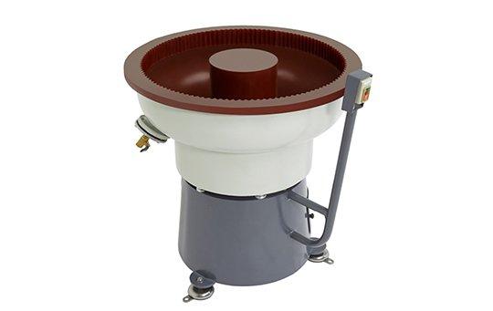 PZG(B)30 stone tumbler vibratory finishing machine with Straight wall bowl deburring machine polishing machine buffing machine