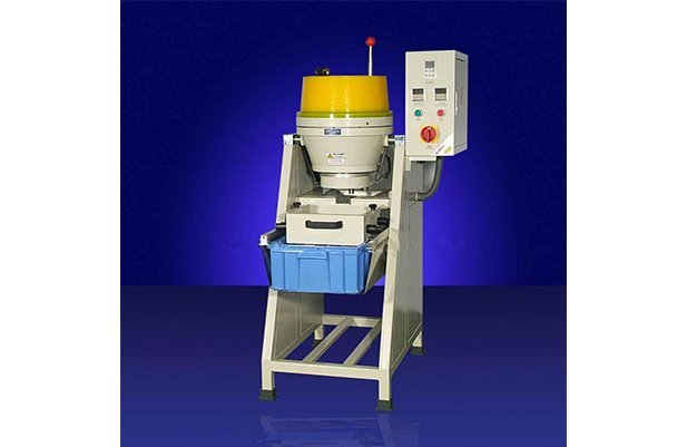 VA20 adjustable small gap centrifugal disc finishing machine (wet/dry) deburring machine polishing machine buffing machine