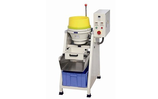 VA20 adjustable small gap centrifugal disc finishing machine (wet/dry) deburring machine polishing machine buffing machine