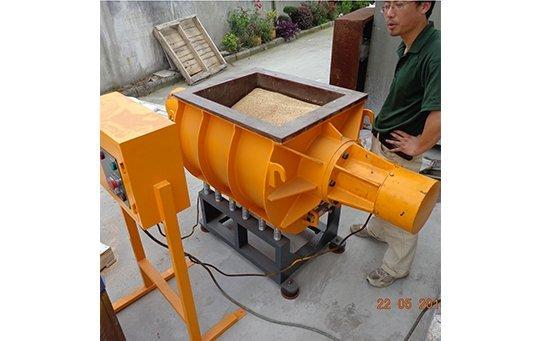 XZG(A)240 Curved wall linear type vibratory finishing machine