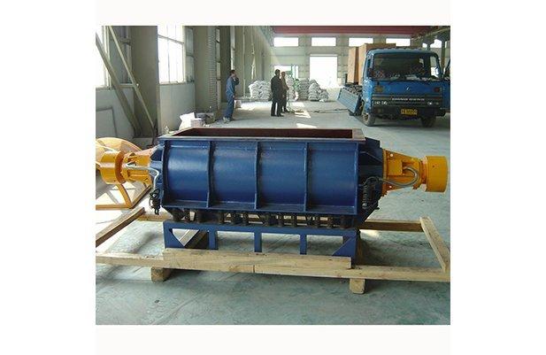 XZG(A)500 Curved wall linear type vibratory finishing machine