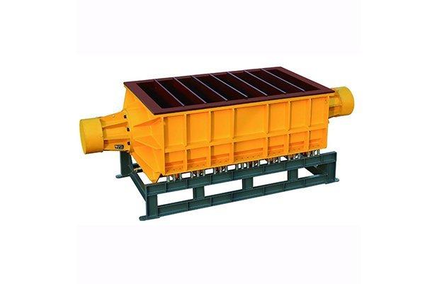 XZG(B)900 U shape linear type vibratory finishing machine deburring machine polishing machine buffing machine