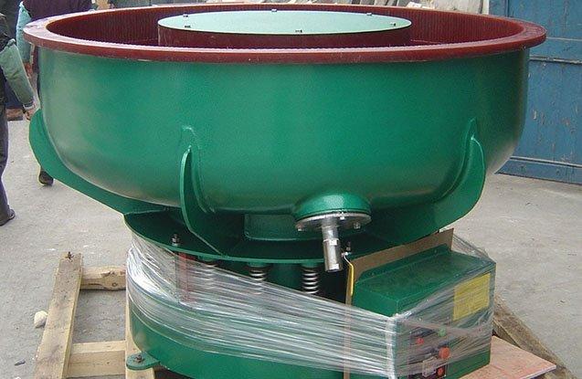 ceramic finishing machine