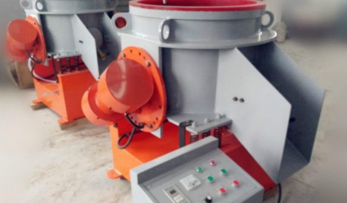 wheel vibratory polishing machine Control box_