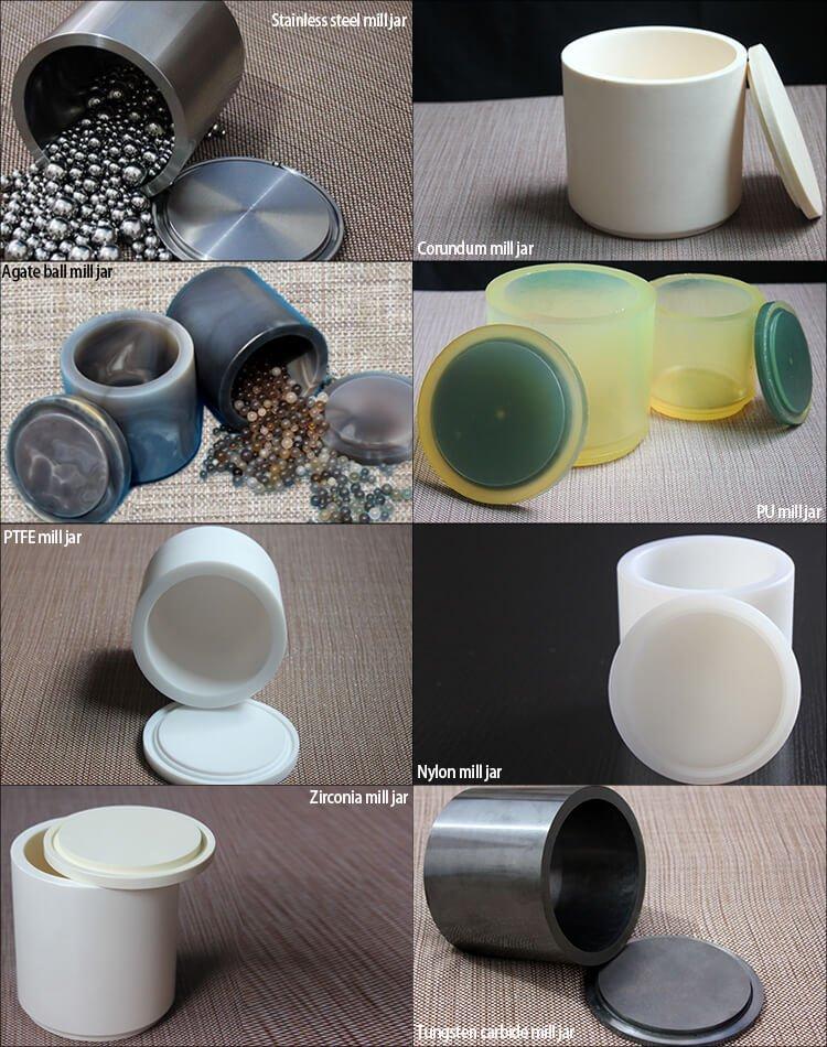 planetary-ball-mill-jars