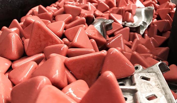 plastic parts smoothing aluminum die casting aprts