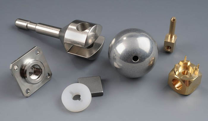 precision parts surface finishing