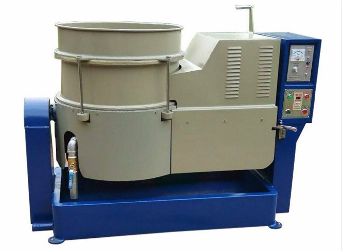 High Quality Centrifugal Disk Finishing Polishing Machine