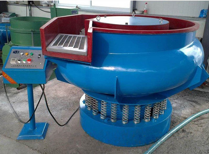 burnishing machine vibratory polishing