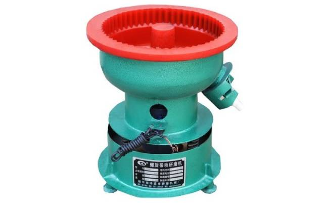 40 liter small vibratory deburring polishing tumbler equipment