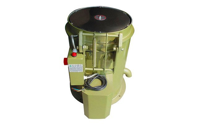 Economic centrifugal spin dryer industrial plating