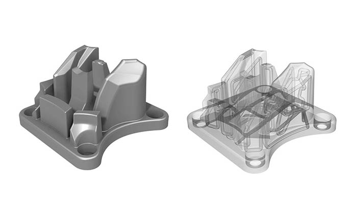 The die and tool industry 3d printed parts