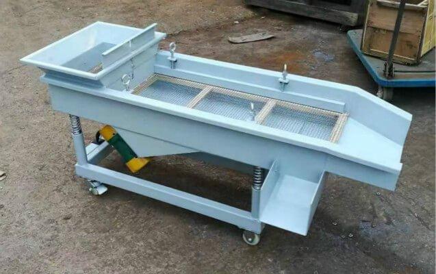 Vibratory Separator machine