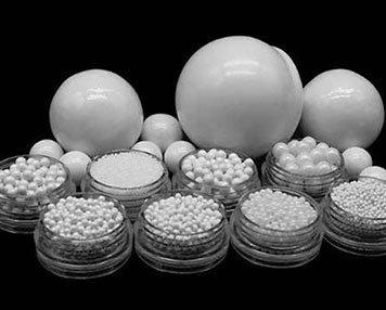Yttria stabilized zirconia beads