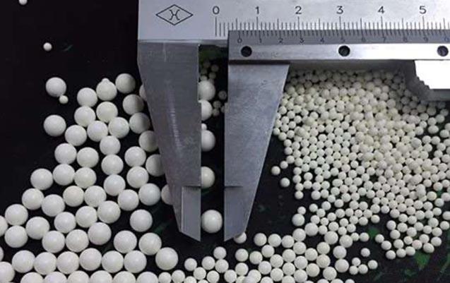 Zirconium Silicate Grinding media beads