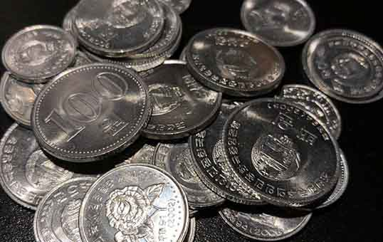 aluminum coin polishing