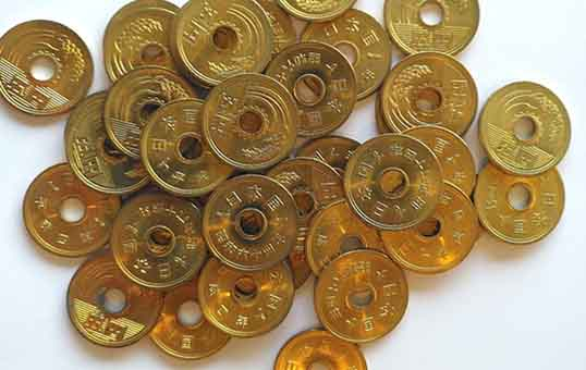 brass coin polishing
