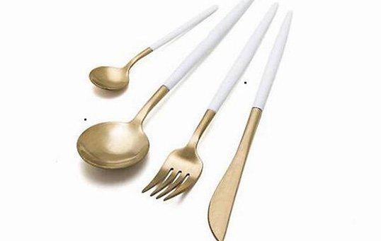 brass cutlery polishing