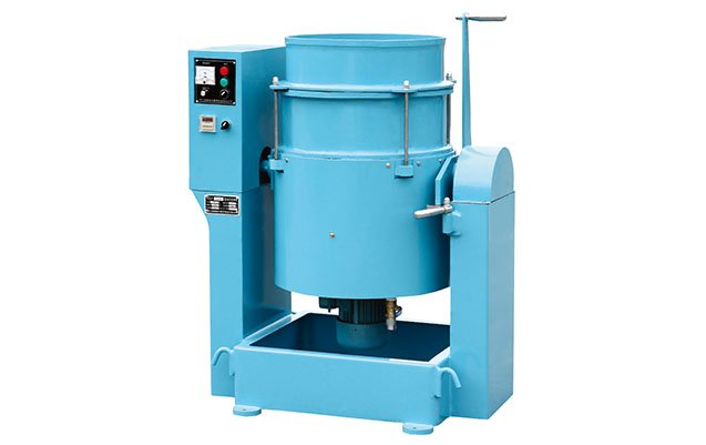 centrifugal disc finishing machine 50 liter