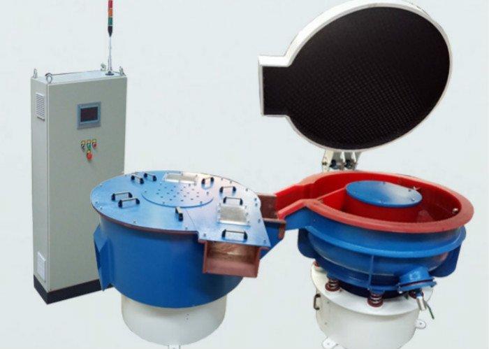 industrial vibratory tumbler