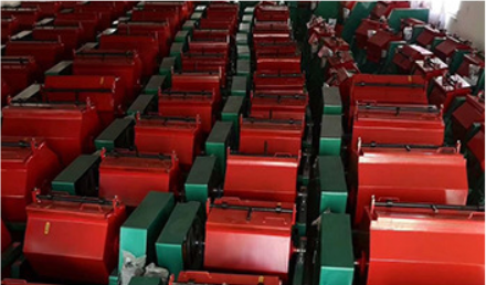 rotary barrel polishing machine manufacturer workshop
