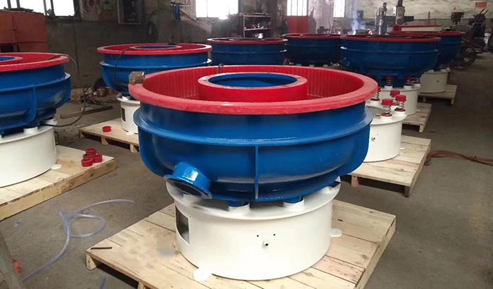 vibratory deburring machine ready for export