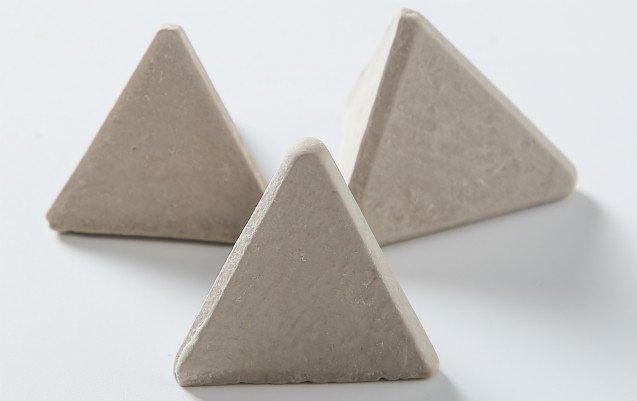 z1 zirconium plastic pyramid finishing media