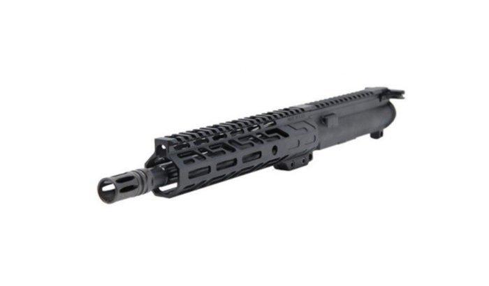AR15 gun barrel polishing